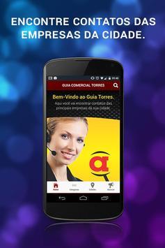 Guia Telefônico Torres poster