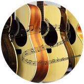Guitar solo icon