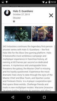 Game Releases screenshot 4