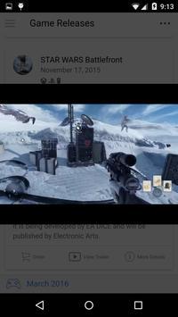 Game Releases screenshot 1