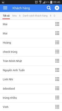 genCRM on mobile apk screenshot