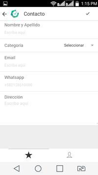 Gestionlist apk screenshot