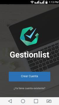 Gestionlist poster