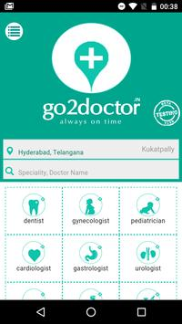 go2doctor apk screenshot