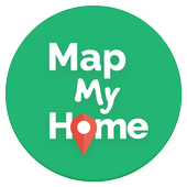 MapMyHome icon