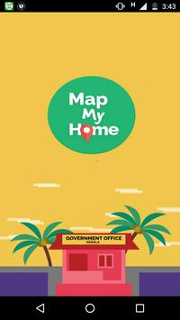MapMyHome poster