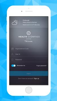 Health eCompass poster