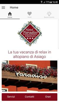 Hotel Paradiso Asiago apk screenshot