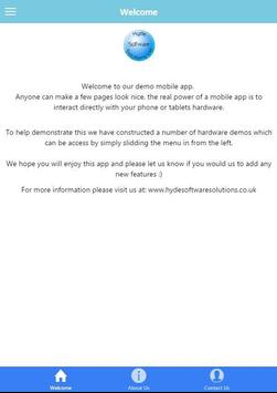 Hyde Software Solutions Ltd. poster
