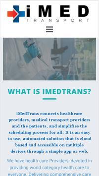 iMed Transport poster