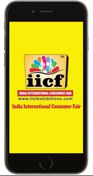 IICF Exhibitions poster