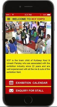 IICF Exhibitions screenshot 1