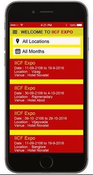 IICF Exhibitions screenshot 2