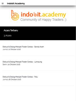 Indobit Academy ID apk screenshot