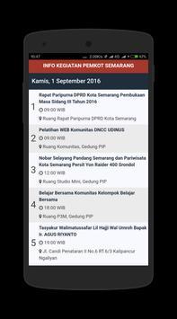 Kegiatan - Pemkot Semarang screenshot 1