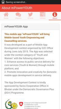 ... mPower Youth apk screenshot ...