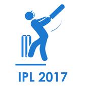 Cricket T20 IPL Schedule 2017 icon