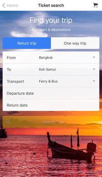 Island Travel Koh Tao apk screenshot