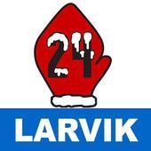 Julekalender Larvik icon
