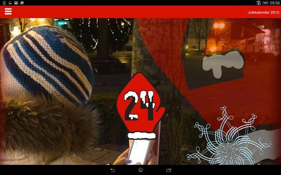 Julekalender Larvik screenshot 2