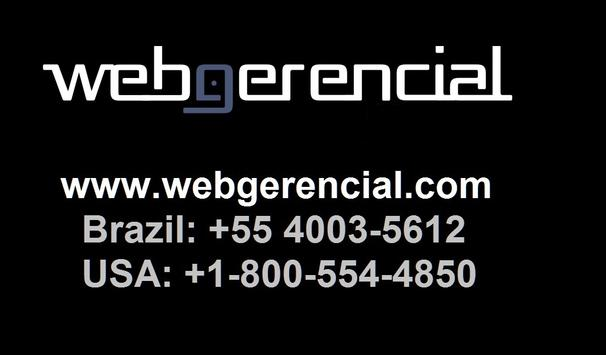 WebGerencial Service Orders poster