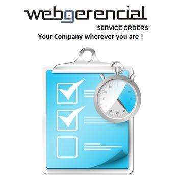 WebGerencial Service Orders screenshot 1