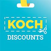 Koch Community Discounts icon