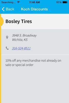 Koch Community Discounts screenshot 4