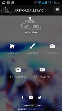 ArtForGallery poster