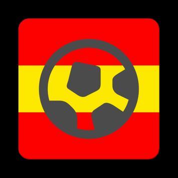 Football Livescore: La Liga poster