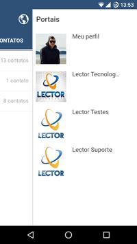 Lector Live Messenger screenshot 3