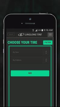 Ling Long Tires screenshot 3
