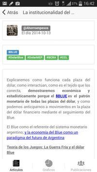 Puerto Finanzas screenshot 3