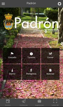 Turismo de Padrón poster