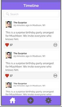 Wheres The Party App (MVP) screenshot 6