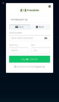Payant Checkout screenshot 3