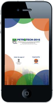 PetroTech 2016 poster