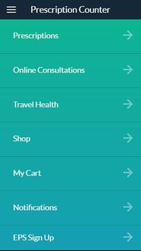 Prescription Counter screenshot 1