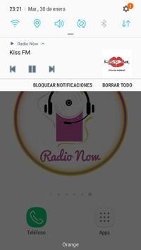 Radio Now screenshot 1