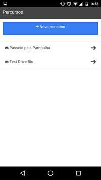 Roadbook apk screenshot