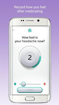 Strainprint - Cannabis Tracker apk screenshot