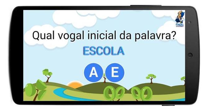 Salada de Vogais - Free screenshot 3