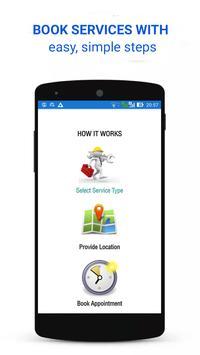 Samaac - Reliable Home Service apk screenshot