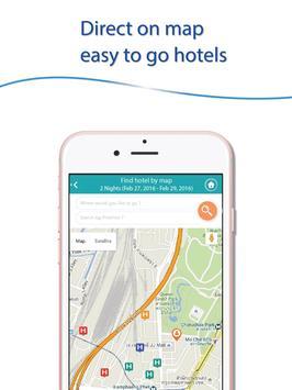 Sawadee.com Hotel Reservation apk screenshot