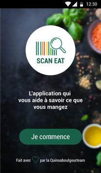 Scan Eat - Scanner alimentaire pour mieux manger Screenshot 8