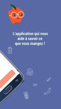 Scan Eat - Scanner alimentaire pour mieux manger स्क्रीनशॉट 1