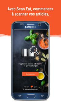 Scan Eat - Scanner alimentaire pour mieux manger Screenshot 2