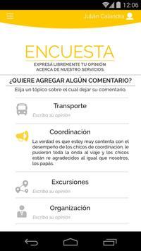 Flecha Bus Viajes screenshot 1