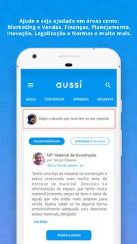 AUSSI - App do empreendedor screenshot 2