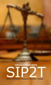 Pelayanan Pengadilan PN Gresik poster